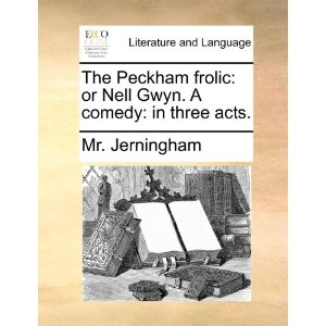 The Peckham Frolic published by Ecco.