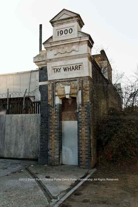 Tay Wharf, Silvertown, London E16.
