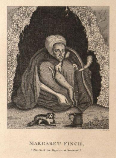 Margaret Finch, Queen of the Norwood Gypsies